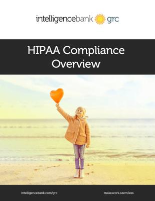 GRC HIPAA cover