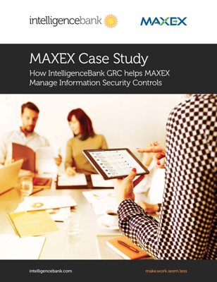 Maxex case study IntelligenceBank